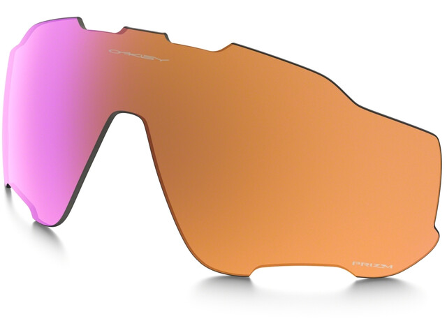 Oakley Jawbreaker Udskifteligt brilleglas, farverig